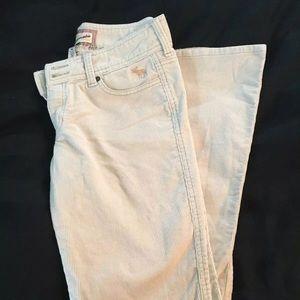 Abercrombie Corduroy Pants